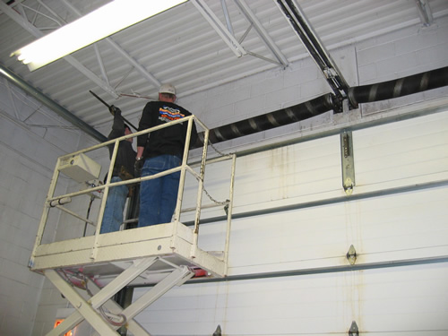 Great Garage Door Safety Is Top Priority For Our Repair Team!