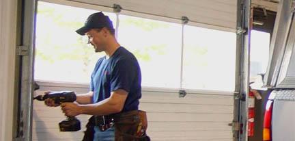 Repair And Service Innovative Garage Door