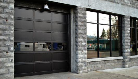 Custom Work Innovative Garage Door
