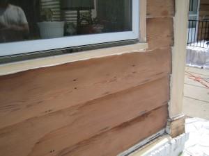 Exterior Wood Siding