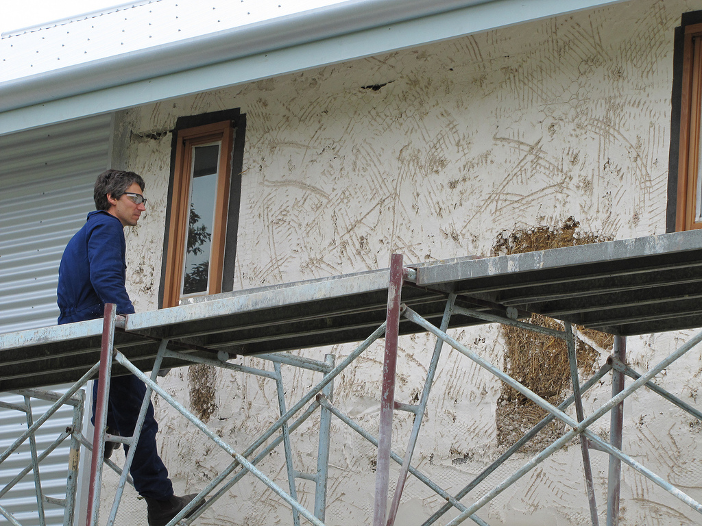 Home Wall Maintenance