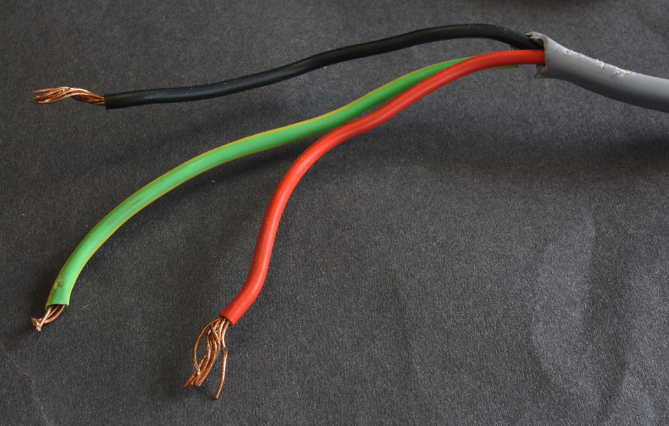 House wiring red and black the wiring diagram readingrat net on house wiring black and red red black and white wire in junction box Red and Black Trim