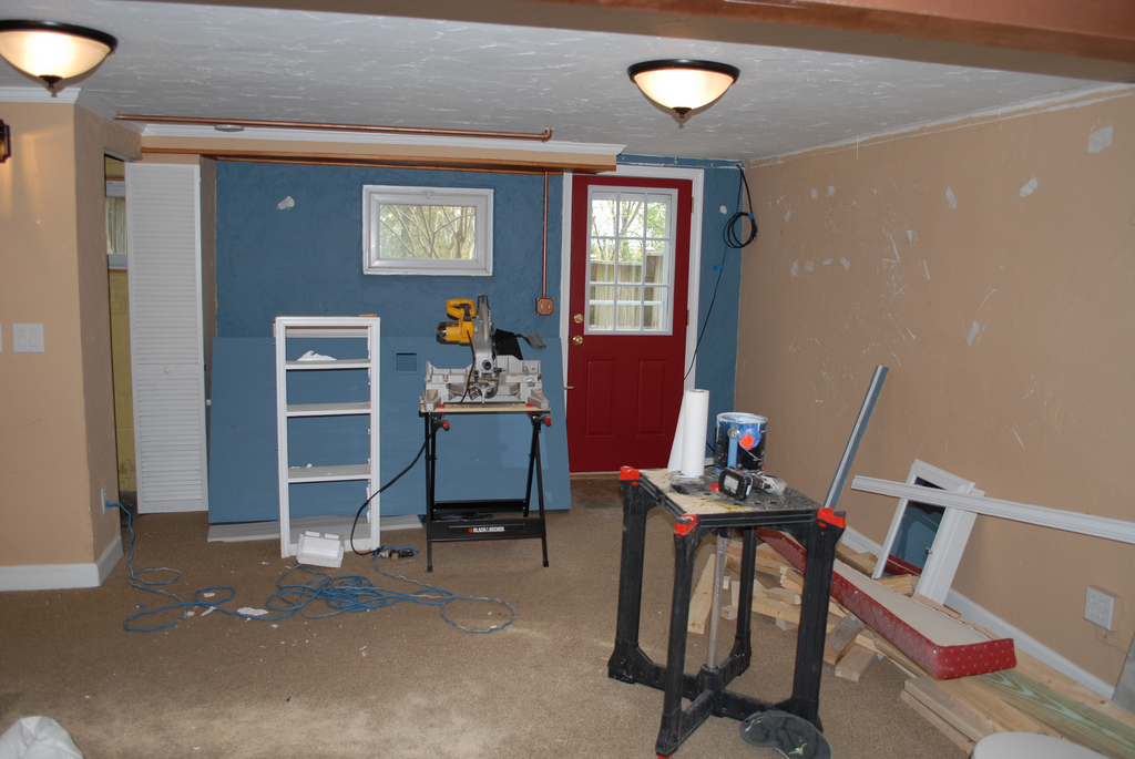 Repaint your walls for a fresher look