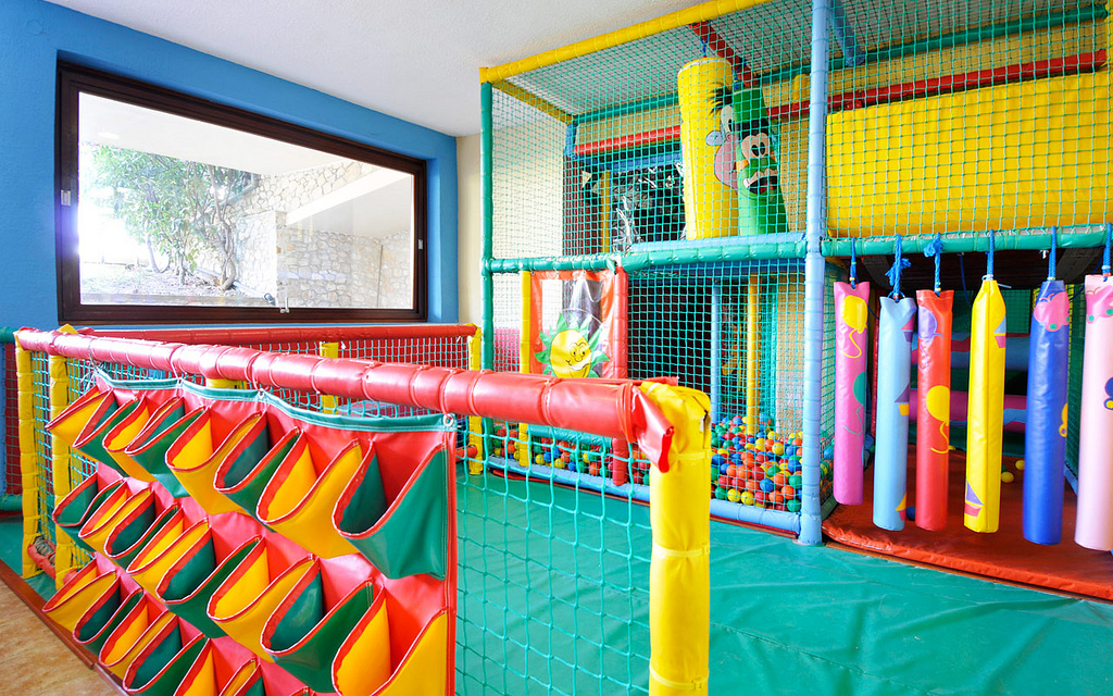 Basement to Playroom