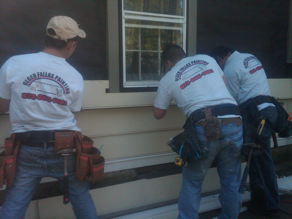 Install New Siding Exterior Remodeling