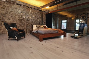 Hardwood floors adds value to you home