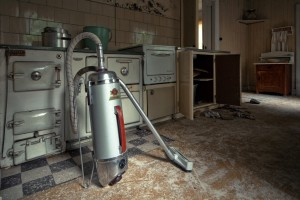Clean your home to prevent untimely repairs of your appliances.