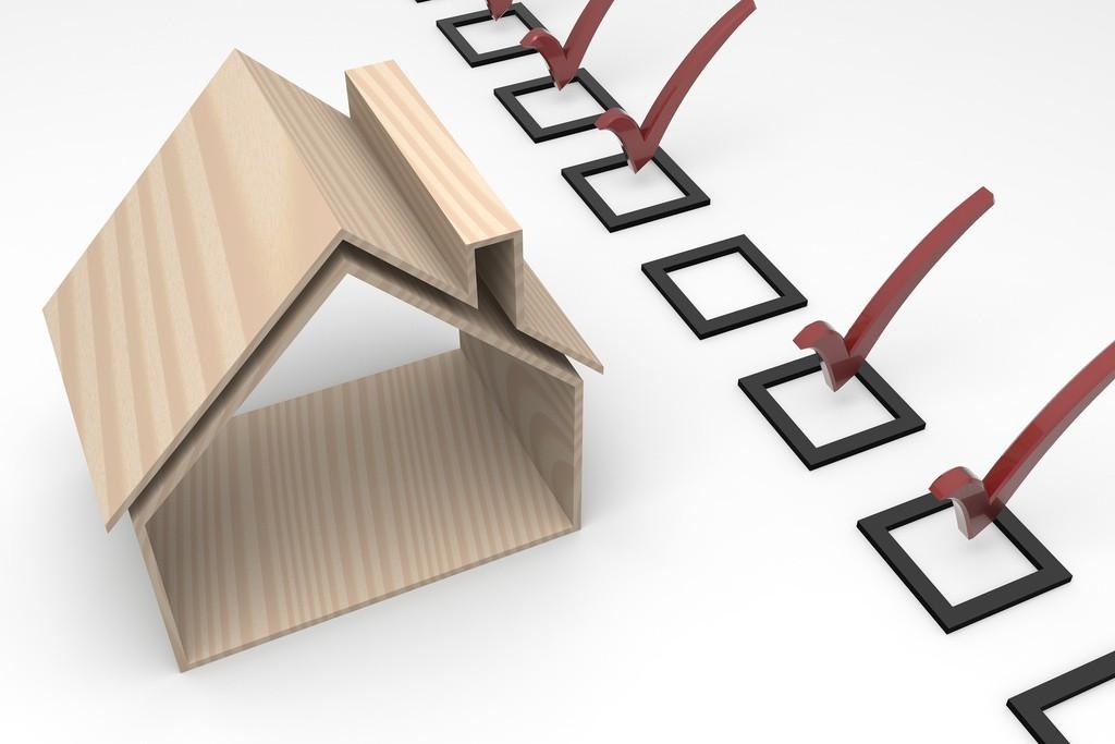3D Home Maintenance Checklist