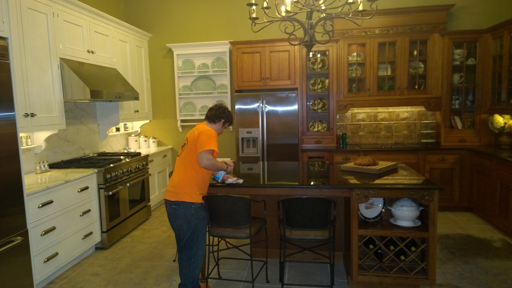 Kitchen Residential Cleaning