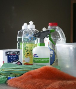 Tips and tricks in cleaning