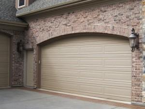 Test garage door auto reverse feature.