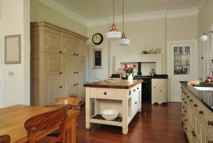 Tackle moderate improvements in your kitchen to create a whole new look.