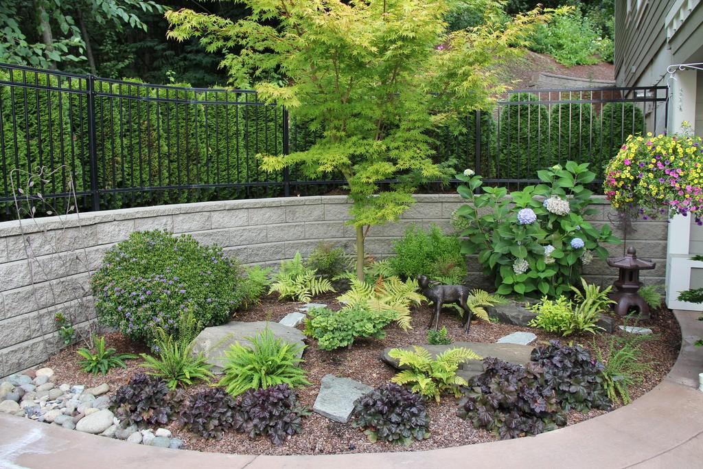 Garden somewhere in Marine Hills GC