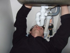 Check your plumbing system for any problems.